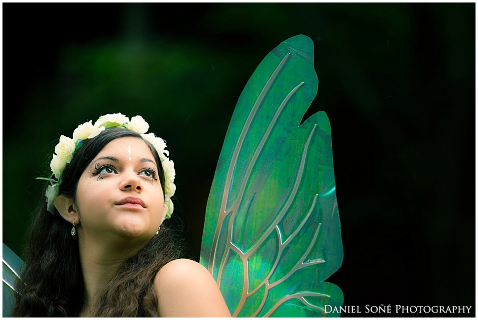 Fantasy Editorial Shoot -- Falls Church, VA