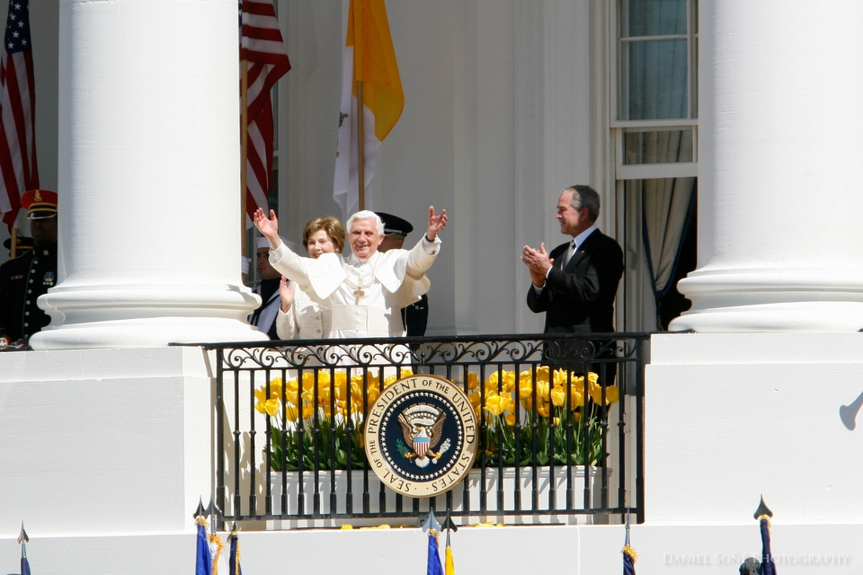 Pope Benedict XVI Visit to the United States