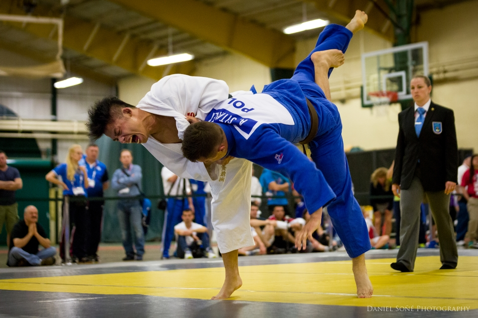 2015 World Police and Fire Games - Judo