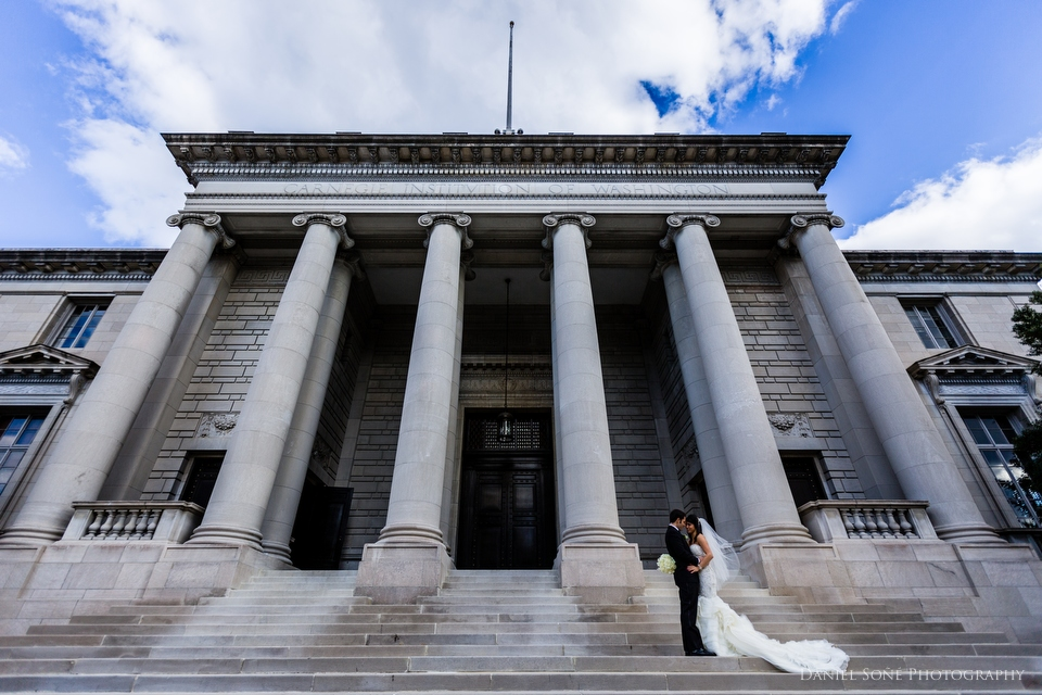 Amar & Ashley - Carnegie Institute for Science Wedding