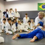 Kayla Harrison Judo at Sport Judo in Springfield VA